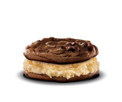 アイスクリーム クッキー サンドイッチ